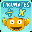 App educativa matemáticas Tikimates Multiplicar y dividir
