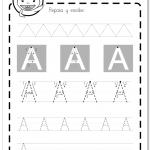 El abecedario en fichas