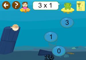 tablas multiplicar juegos Primaria