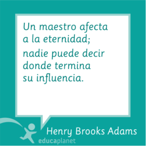 Cita Educación H. Brooks Adams