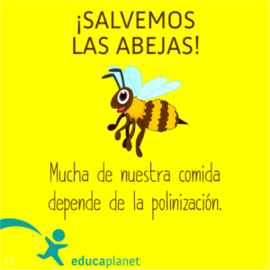 Curiosidades animales - Salvemos las abejas