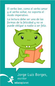 Cita Educación Borges