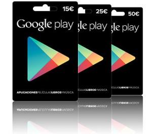 Regalar en Google Play