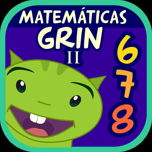 App Matemáticas niños 6 7 8 años