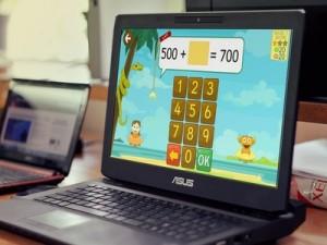 Jugar sumar y restar desde el ordenador recursos matemáticas