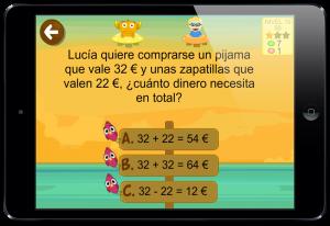 Problemas de sumas y restas, matemáticas Primer Ciclo Primaria