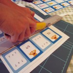 Tablas de Multiplicar - Recursos para imprimir - Flashcards - Propiedad Conmutativa