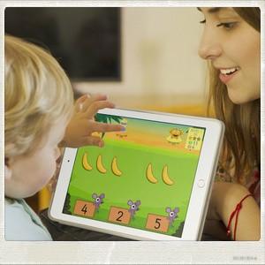 Juegos para niños y niñas tablet sumar