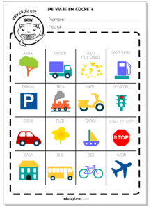 bingo carretera