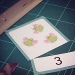 imprimir cartas aprender números gratis