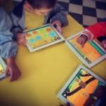 Educación individualizada con tabletas y celulares