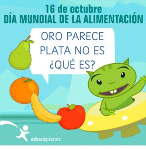 Fruta dia mundial alimentación