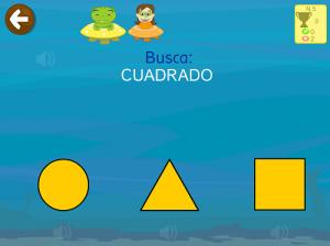 figuras geométricas básicas 2D infantil