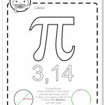 El número Pi para niños