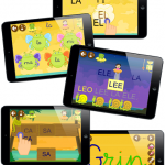 Cartilla aprender a leer interactiva