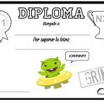 DIPLOMA APRENDER A LEER