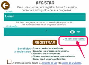 Registro Aplicaciones Congreso Disfam dislexia