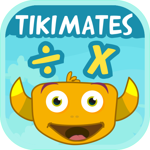 Tikimates tablas de multiplicar juegos