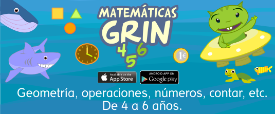 Juegos para niños de 5 años matemáticas
