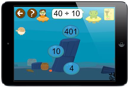 calculo juegos multiplicar dividir sumar restar