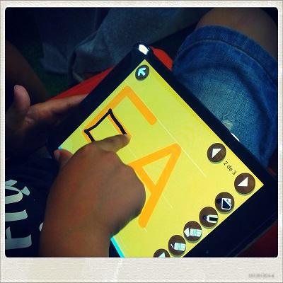 Aprender a leer y escribir silabas jugando para niños de 5 años