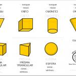 formas geométricas 3d ejercicios matemáticas primaria