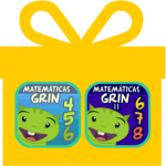oferta apps matemáticas con Grin