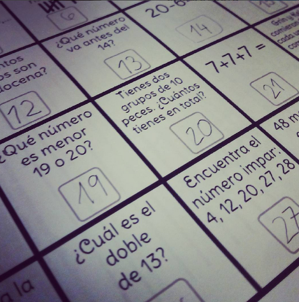 Calendario Con Problemas Matematicas Dia A Dia Julio Educaplanet Apps