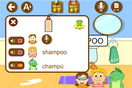 English 456 Aprender Ingles Para Ninos Juegos Infantil Educaplanet Apps