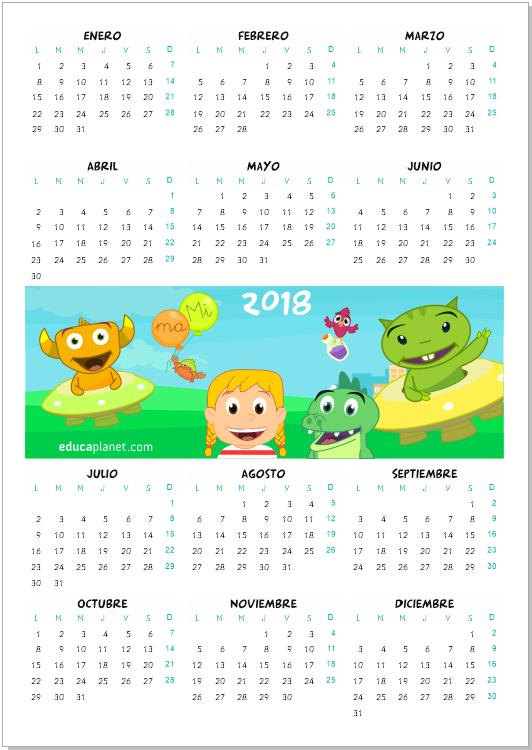 los chicos del calendario 1 pdf gratis