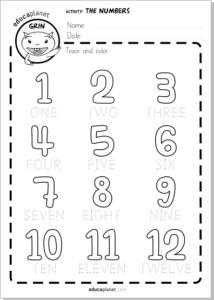 Primeros Números Educaplanet Apps