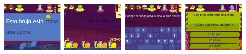 juegos aprender a leer sílabas trabadas