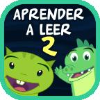Aprender a leer 2 con Grin sílabas trabadas app