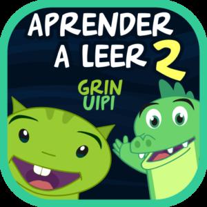 Aprender a leer 2 con Grin y Uipi