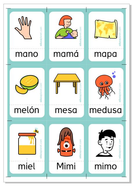 Descarga puzle palabras aprender a leer gratis