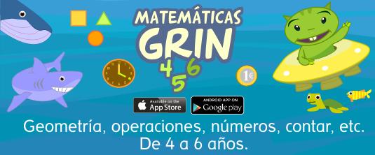 Juegos de matemáticas app