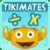 Tikimates: app multiplicar y dividir